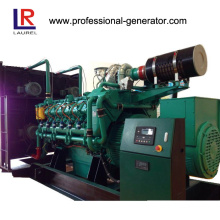 1MW to 50MW Multiple Sets Parallel Gas Generator