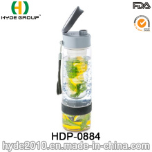 2016 Hot Sale Tritan BPA Free Fruit Infusion Bottle, Plastic Fruit Infusion Bottle (HDP-0884)