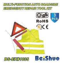3PCS Emergency Tool Kit for Auto
