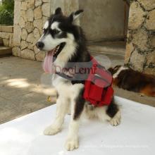 mochila de caminhada ao ar livre Saddle Bags para cães de médio e grande porte