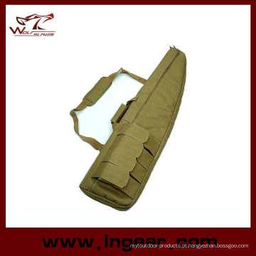 Exterior Airsoft militar tático arma Cover Rifle caso 0,85 Metro 911 arma saco