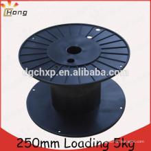 Bobina de plástico de 250 mm para filamento de impresora 3D