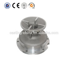 Bomba da válvula de bola do ferro do molde e do forjamento / peças personalizadas