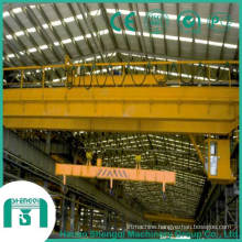 Overhead Crane with Carrier Beam