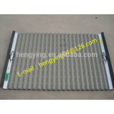 697*1053mm FLC2000 pwp shale shaker screen(30's experience')