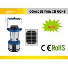 Luz solar LED para uso de emergência