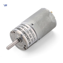 33 mm 6v 12v 15 rpm automatisering product reductiemotor