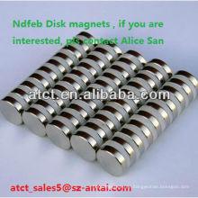 Scheibe Neodym-Magneten für Notebook
