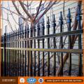 Fabricant de panneaux de clôture en fer forgé antique