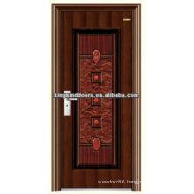 Simple Design Steel Security Door with Best Price KKD-566 CE/BV/TUV/SONCAP