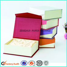 Flap Paper Packaging Box For Parfume