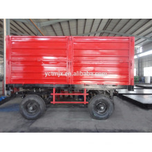 High Hurdle 3 Way Tipping farm Tractor Trailer