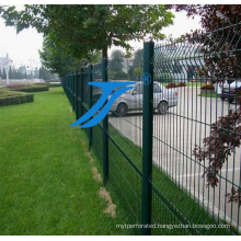 Canada Welded Panel Security Fencing