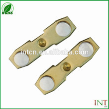 Electrical Contacts and Contact Materials welding contact points