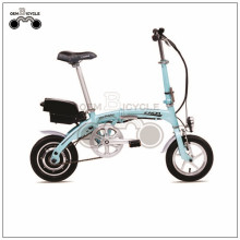 12INCH 36V10AH LI-ION BATTERY 250W REAR MOTOR MINI FOLDING ELECTRIC BIKE