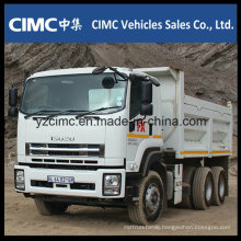 Isuzu 6X4 350HP Dump Truck Euro4 for Philippines