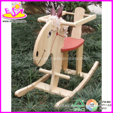 Hot Sale Baby Wooden Rocking Horse (WJ276254)