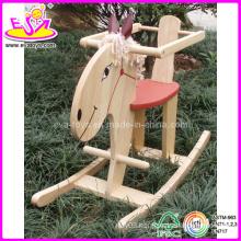 Hot Sale Baby Wooden Rocking Horse (WJ276254)