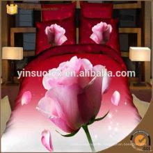 100% Polyester 3d bedruckte Bettwäsche Set Bettbezug Set, Irak Bettwäsche gesetzt