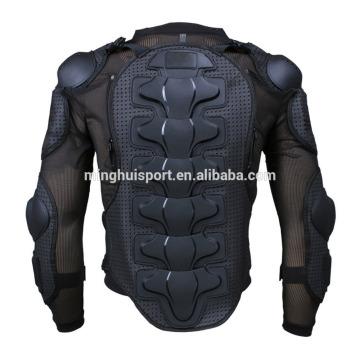 2017 alto impacto PP e jaqueta alta da motocicleta das almofadas de espuma e armadura completa