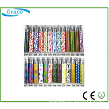 2013 Newest Arrived Colourful EGO D Battery with High Quality