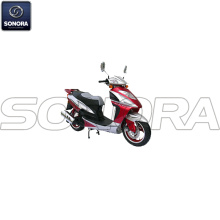 Benzhou YY125T-10 Body Kit completo Scooter Engine Parts Ricambi originali