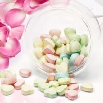 Comprimidos de alta qualidade compostas da garganta do mentol