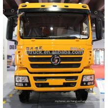 Tipo Diesel Fuel 6 * 4 Shacman M3000 Dumper Trucks