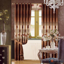 hot sale royal latest luxury eyelet curtain design for hotel