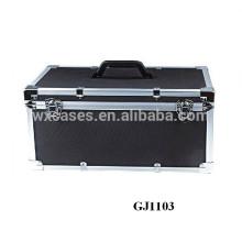 caixa de ferramentas de alumínio resistente com uma alça na parte superior