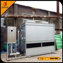 Tour de refroidissement de circuit fermé carré de circuit d'eau de refroidissement Tour de refroidissement de circuit fermé de tour de refroidissement évaporatif
