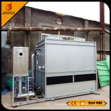 Square Closed Circuit Counter Flow Cooling Water Tower Closed Loop Cooling Tower Evaporative Condenser