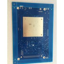 China Manufacturers for Heavy Copper Base PCB 4 layer blue AOD driver PCB export to Germany Importers