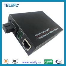 Single Fiber Media Converter