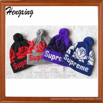 POM Beanies Knitted Hat