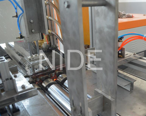 shaft processing machine