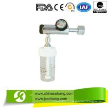 Petit cylindre d'oxygène pour usage hospitalier (CE / FDA / ISO)