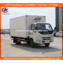 16 Cbm 4X2 Foton Camion Réfrigérateur Frigorifique