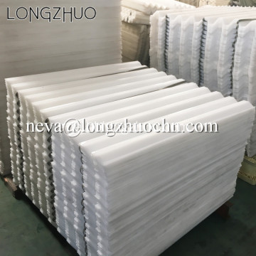 80mm Hexagonal Honeycomb Lamella Clarifier Rohr Siedler