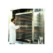 Máquina de secado dinámico de bandejas