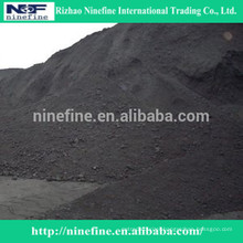 The China Fule Grade Medium Sulfur Raw Petroleum Coke