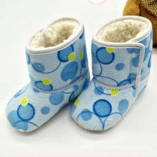 Девочка Детская обувь Детские сапоги Зимние детские сапоги (Kx715 10)