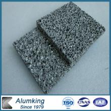 Mousse d'aluminium pour mobile