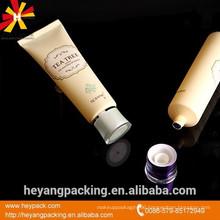 plastic tube packaging 200ml