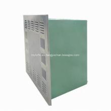 Caja de filtro Hepa Diffsuer Plenum para sala limpia