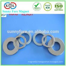 DC motor radial neodymium ring magnets