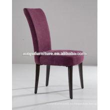 Restaurante silla de comedor de aluminio XA203