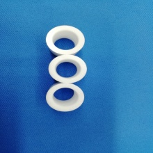 Surface Polished Zirconia Zro2 Ceramic Tubes
