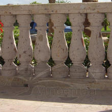 High Quality Artificial Stone Balustrade with 17 Years Foundry