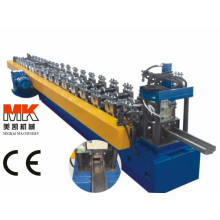 Doorframe forming machine